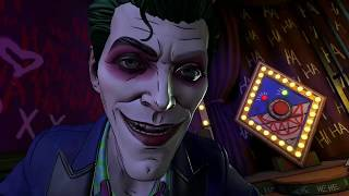 Batman: The Enemy Within — сюжетный трейлер Villian