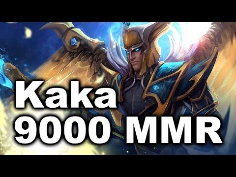 Kaka World FIRST 9k MMR Support China Dota 2