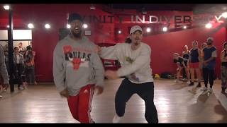 YG - Get Out Yo Feelings | @King_Guttah Choreography | Millennium Dance Complex