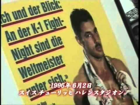Andy Hug The Blue-Eyed Samurai