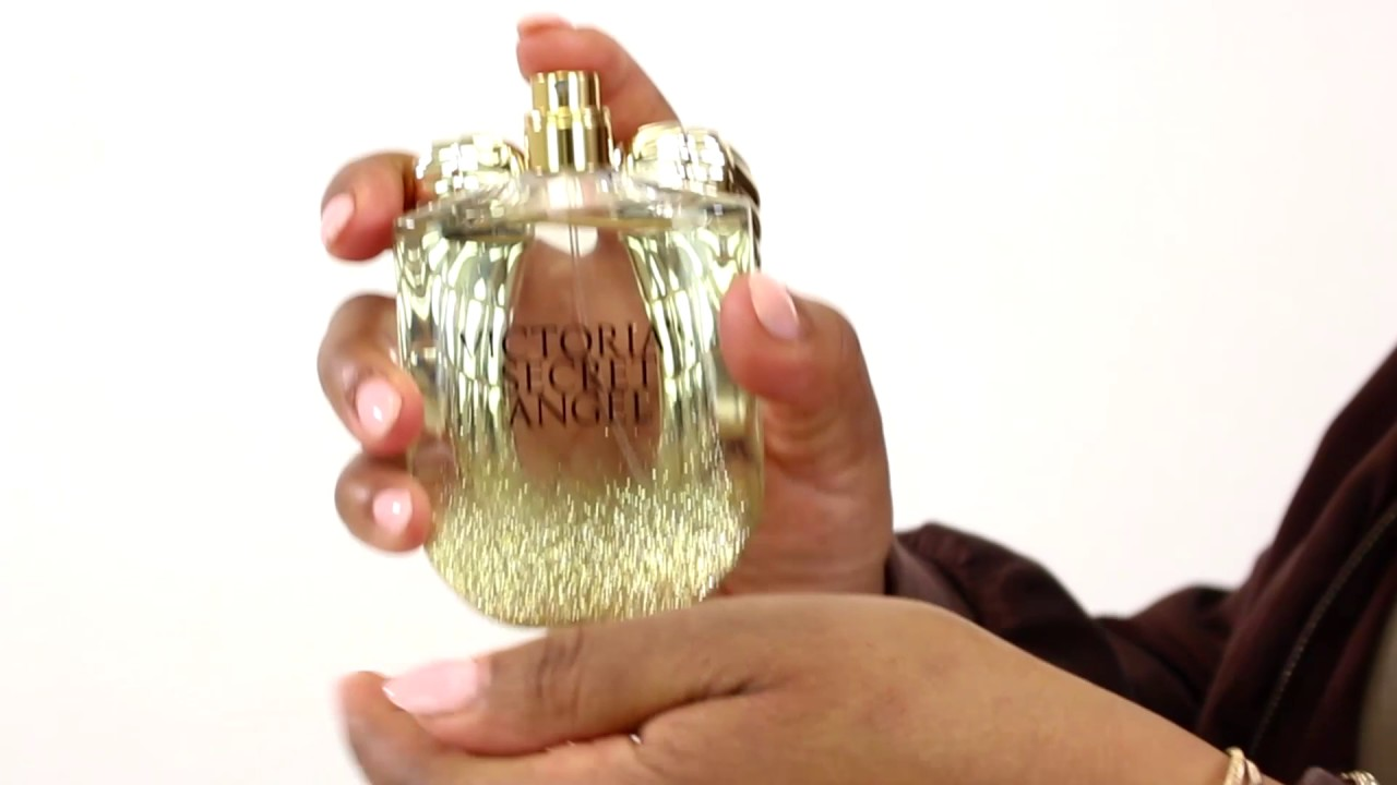 Victorias Secret Angel Gold Perfume Review Youtube