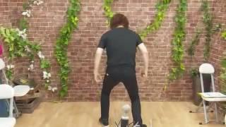 踊る内田雄馬  「大丈夫?」