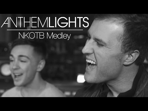 New Kids On the Block Medley   Anthem Lights Mashup