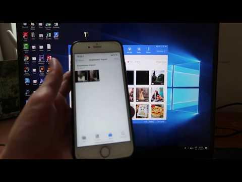 Hướng Dẫn Copy ảnh, Video, Dữ Liệu Từ IPhone Sang Máy Tính