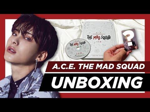 Download ✨UNBOXING A.C.E 에이스 Under Cover: THE MAD SQUAD 3rd mini album ✨ Mp4 baru