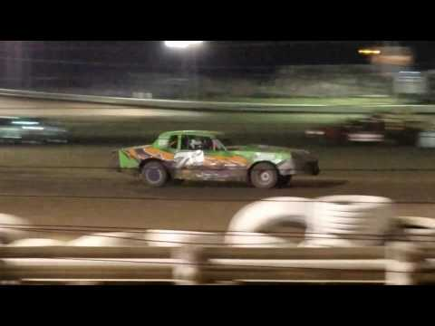 7-14-17 Wagner Speedway feature race