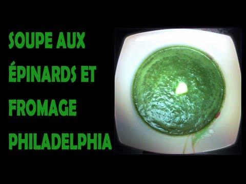 ep-40---recette-équilibrée---soupe-aux-épinards-et-fromage-philadelphia-[rééquilibrage]