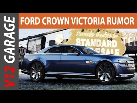 HOT NEWS !! 2018 Ford Crown Victoria Rumors