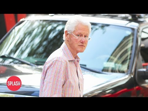 Bill Clinton Accused of Sexual Assault by Four Women | Daily Celebrity News | Splash TV