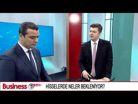 BusinessHT Hisse Bülteni | 21.3.2018