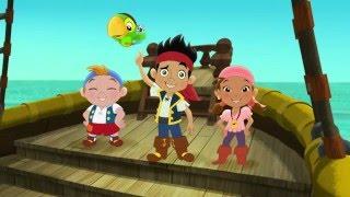 Джейк и школа пиратов Нетландии (Серия 8)