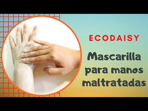 Como suavizar las manos ásperas