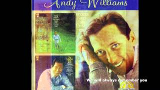 Andy Williams - Original Album Collection  Aquarius/Let the Sun Shine In