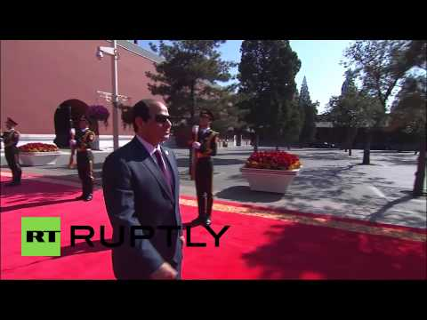 China: Xi Jinping greets Putin and other world leaders on Chinese V-Day