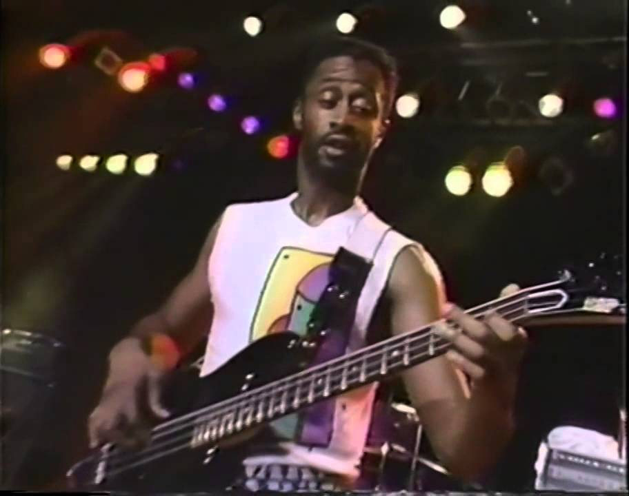 Living Colour  Open Letter To A Landlord  Live in Auburn 1988