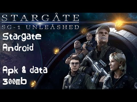How To Download Android Best Story Game Stargate Game For Andriod In One Click