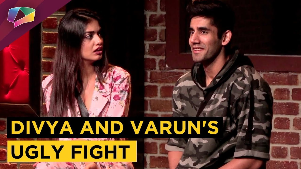 Varun And Divya Get Into An Ugly Spat |Ace Of Space | Mtv