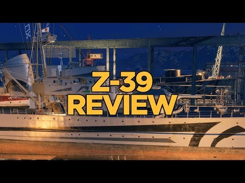 World of Warships - Z-39 Review