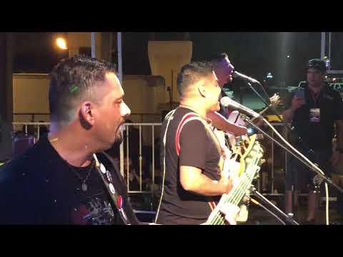 Ricky Naranjo y Los Gamblers en Vivo FanFair 2018