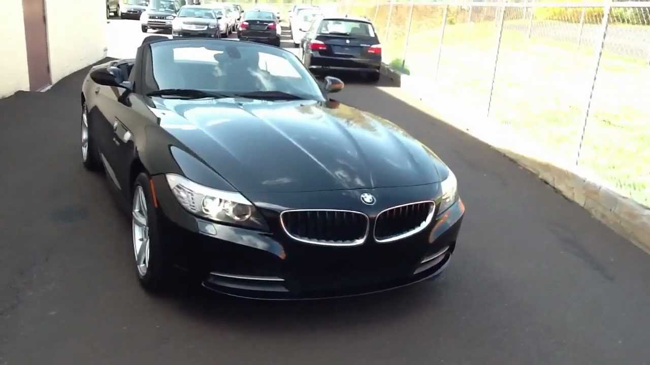 2009 Bmw Z4 30i Sdrive Convertible For Sale In