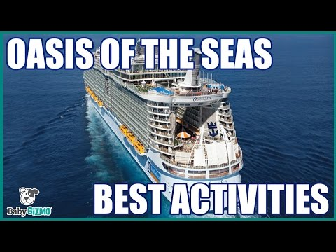 ROYAL CARIBBEAN Oasis of the Seas | Best Activities for Kids