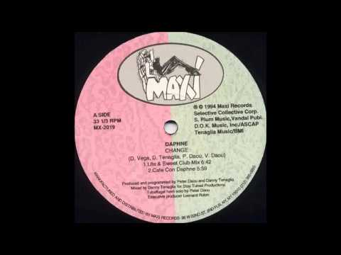 (1994) Daphne - Change [Danny Tenaglia Lite & Sweet Club Mix]