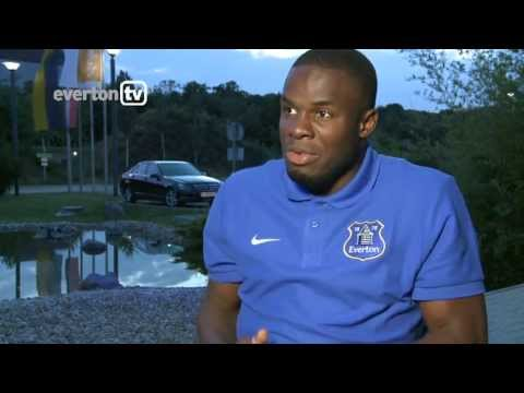 Tour Tales: Victor Anichebe