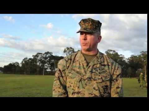 Another win for the Marines in Australia
