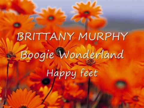 brittany murphy -boogie wonderland.wmv