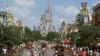 Disneyland Main Street music- Aviation Rag