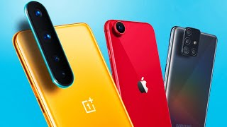 OnePlus Nord vs iPhone SE vs Samsung A51