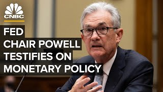 Fed Chairman Jerome Powell testifies before Senate committee on monetary policy — 7/15/21