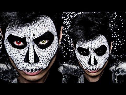 Swarovski Skull Halloween Tutorial ▷ Marc Zapanta