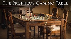 Wyrmwood Presents: The Prophecy Gaming Table