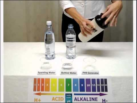 The Official PH9 Generator pH test