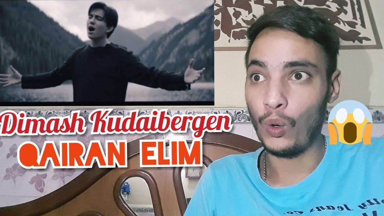 Dimash Kudaibergen - Qairan Elim | Reaction