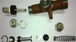 ремонт газели своими руками рабочий цилиндр сцепления