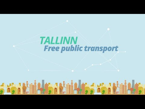 Introducing free public transport in Tallinn (Estonia)