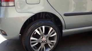 Palio Fire Economy 2013 com rodas do novo Palio Sporting
