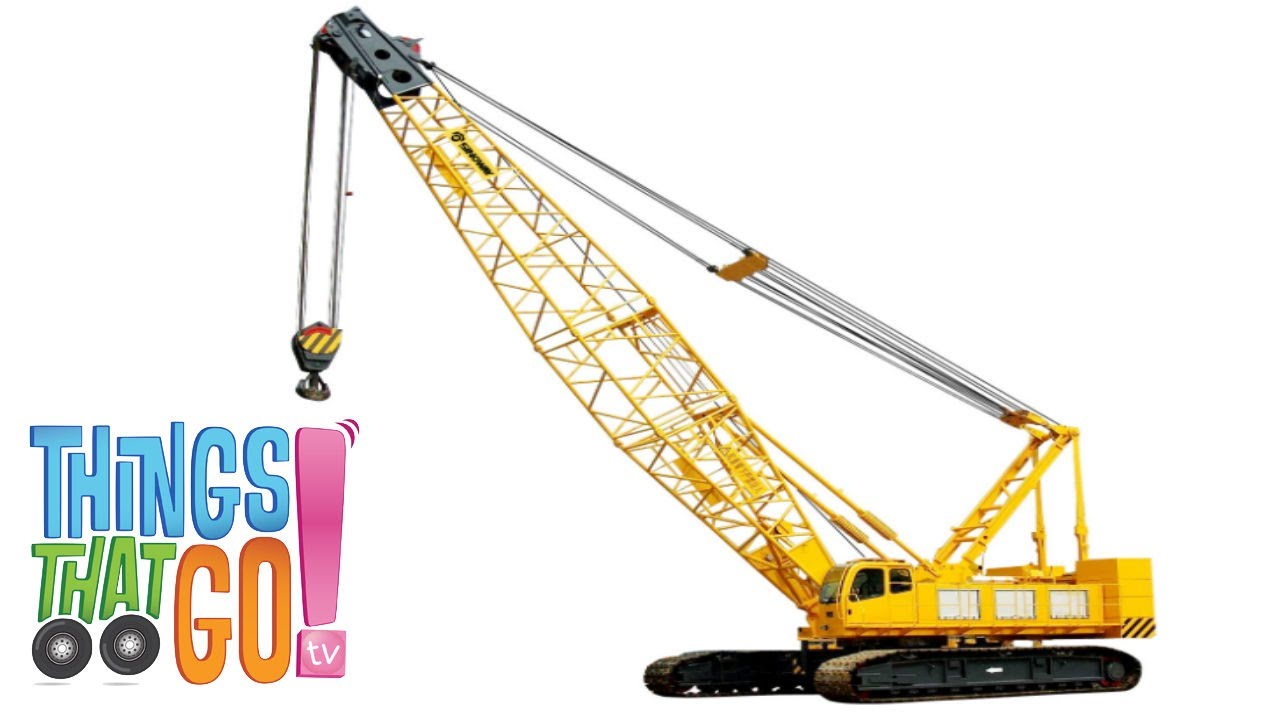 CRANE: Construction videos for kids| children| toddlers ...