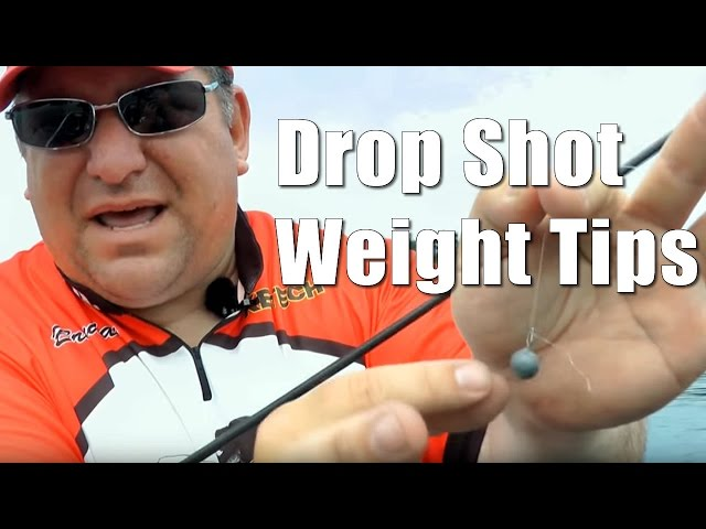 Drop Shot Weight Tip