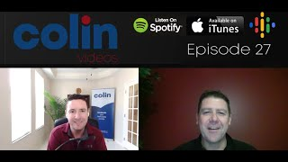 Colin Videos 27: Investment and property management advice from Clint Wetherill