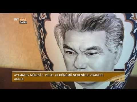 Vefatının 8. Yılında Cengiz Aytmatov İçin Anma Töreni - Devrialem - TRT Avaz