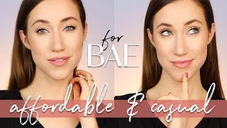 """WHEN YOU SEE BAE"" 😱 AFFORDABLE MAKEUP TUTORIAL 