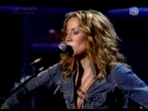 Sheryl Crow - Every Day Is a Winding Road - live - 2002 - lyrics