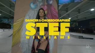 STEF WILLIAMS - REGGAETON DANCE CONCEPT (BKG PRODUCTIONS)