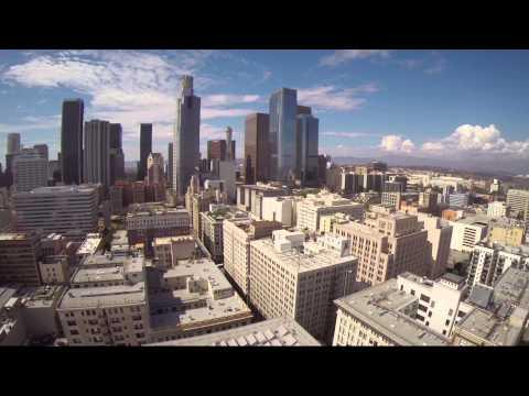 Aerial Footage Demo of Los Angeles, Santa Barbara and Malibu