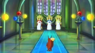 Мудрі казки тітоньки Сови -Білочка і фарби (Уроки тетушки Совы) серия 48