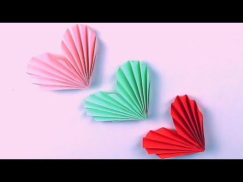 Paper Heart Design // DIY Crafts