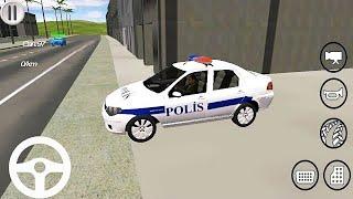 Polis arabası çizgi film Siren sesi Ambulans Arabalar Cizgi film izle Doru çizgi film Çizgi film 23